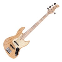 Photo MARCUS MILLER V7-5 SWAMP ASH NATURAL