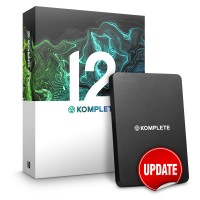 Photo NATIVE INSTRUMENTS KOMPLETE 12 UPDATE