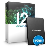 Photo NATIVE INSTRUMENTS KOMPLETE 12 UPGRADE