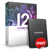Photo NATIVE INSTRUMENTS KOMPLETE 12 ULTIMATE UPDATE