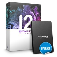 Photo NATIVE INSTRUMENTS KOMPLETE 12 ULTIMATE UPGRADE FROM KOMPLETE SELECT