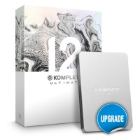 Photo NATIVE INSTRUMENTS KOMPLETE 12 ULTIMATE COLLECTOR'S EDITION UPGRADE K8/12
