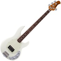 Photo MUSIC MAN STINGRAY 4 SPECIAL H - IVORY WHITE ROSEWOOD