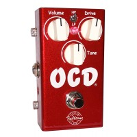 Photo FULLTONE OCD V2 CANDY APPLE RED LIMITED EDITION