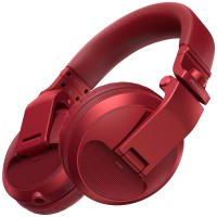 Photo PIONEER HDJ-X5BT-R BLUETOOTH RED