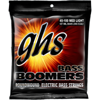 Photo GHS 3045ML BASS BOOMERS MEDIUM LIGHT 45/100