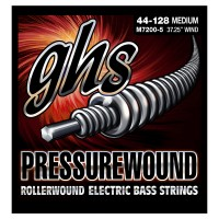 Photo GHS M7200-5 PRESSUREWOUND MEDIUM 5 CORDES 44/128