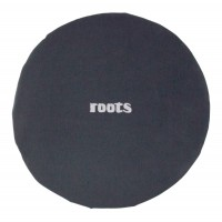 Photo ROOTS HOUSSE PROTECTION PEAU DJEMBE 35-38 CM COTON - NOIR