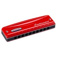 Photo VOX HARMONICA CONTINENTAL TYPE-2 G
