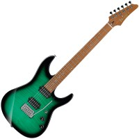 Photo IBANEZ MSM100 MARCO SFOGLI SIGNATURE FABULA GREEN BURST