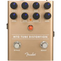 Photo FENDER MTG TUBE DISTORTION PEDAL
