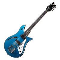 Photo DUESENBERG DOUBLE CAT CATALINA BLUE