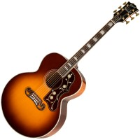 Photo GIBSON 125TH ANNIVERSARY SJ-200 AUTUMN BURST LIMITED