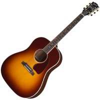 Photo GIBSON 125TH ANNIVERSARY J-45 AUTUMN BURST LIMITED