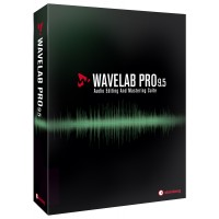 Photo STEINBERG WAVELAB PRO 9.5 - EDITION ET MASTERING