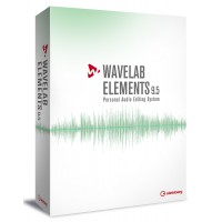 Photo STEINBERG WAVELAB ELEMENTS 9.5 - EDITION ET MASTERING