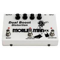 Photo MORLEY DUAL BOOST DISTORTION BY MORLEY MAN FX