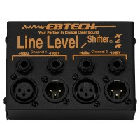 Photo MORLEY - EBTECH LINE LEVEL SHIFTER® LLS-2-XLR
