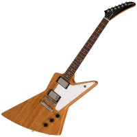 Photo GIBSON EXPLORER ANTIQUE NATURAL