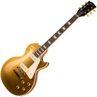 Photo GIBSON LES PAUL STANDARD '50S P90 GOLD TOP
