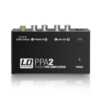 Photo LD SYSTEMS PPA2 PREAMPLI PHONO