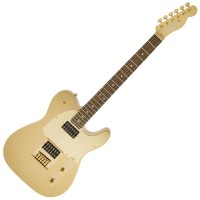 Photo SQUIER J5 TELECASTER FROST GOLD