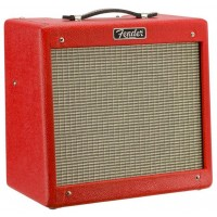 Photo FENDER PRO JUNIOR IV BRIT RED EDITION LIMITÉE