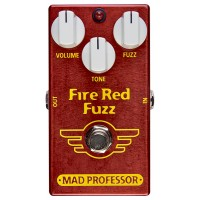 Photo MAD PROFESSOR FIRE RED FUZZ