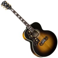 Photo GIBSON SJ-200 STANDARD VINTAGE SUNBURST LH