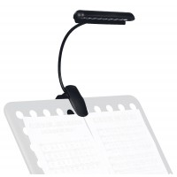 Photo RTX LPL LAMPE PUPITRE SUR FLEXIBLE 9 LEDS