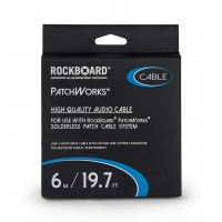 Photo ROCKBOARD CABLE POUR PATCHWORKS SOLDERLESS PATCH 6M
