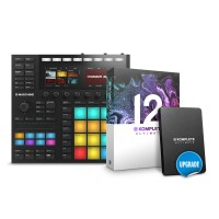 Photo NATIVE INSTRUMENTS MASCHINE MK3 + KOMPLETE 12 ULTIMATE