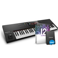 Photo NATIVE INSTRUMENTS KOMPLETE KONTROL S61 MK2 + KOMPLETE 12 ULTIMATE