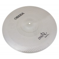 "Photo OBERA CYMBALS RIDE 20"" MUTE - CYMBALE SILENCIEUSE"