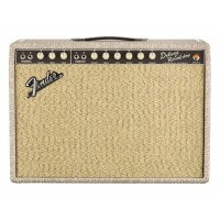 Photo FENDER '65 DELUXE REVERB FAWN GREENBACK LTD