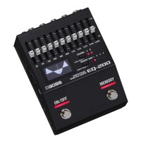 Photo BOSS EQ-200 GRAPHIC EQUALIZER