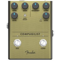 Photo FENDER COMPUGILIST COMPRESSOR/DISTORTION
