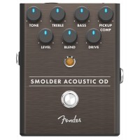 Photo FENDER SMOLDER ACOUSTIC OVERDRIVE