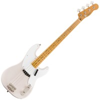 Photo SQUIER CLASSIC VIBE '50S PRECISION BASS WHITE BLONDE MN