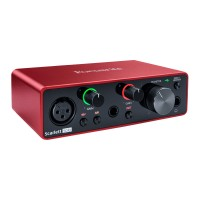 Photo FOCUSRITE SCARLETT3 SOLO
