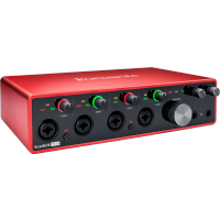 Photo FOCUSRITE SCARLETT3 18I8
