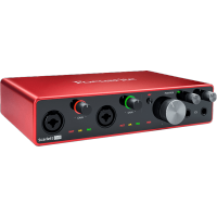 Photo FOCUSRITE SCARLETT3 8I6