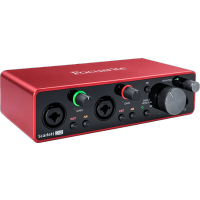 Photo FOCUSRITE SCARLETT3 2I2