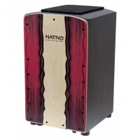 Photo NATIVO CAJON PRO ROUGE
