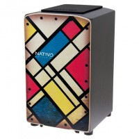 Photo NATIVO CAJON PRO MONDRIAN