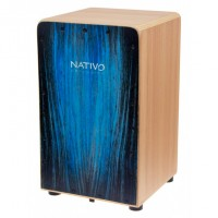 Photo NATIVO CAJON INICIA BLUE
