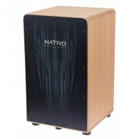 Photo NATIVO CAJON INICIA BLACK