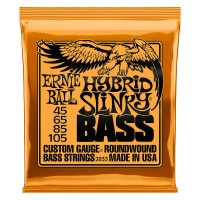 Photo ERNIE BALL BASS 2833 HYBRID SLINKY 45/105