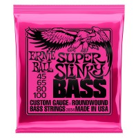 Photo ERNIE BALL BASS 2834 SUPER SLINKY 45/100