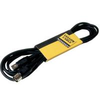Photo YELLOW CABLE MD6 MIDI 5 BROCHES - 6M
